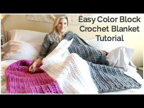 uncinetto - realizzazione di una coperta calda e colorata