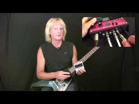 rc30 - Paul Hanson takes you through a guitar players view of looping with the Boss RC-30 Loop Station. He describes how to set it up, what the buttons do what, ext...