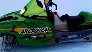 2. 2003 Arctic Cat z440 sno pro