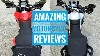 2. The Best of Ducati Multistrada Old vs New Review