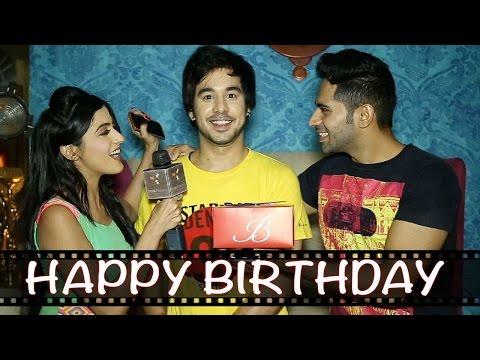 Manish Goplani celebrates his birthday