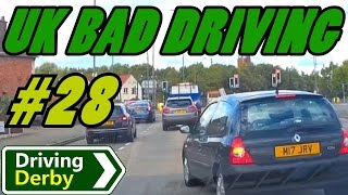 Derby United Kingdom  city photo : UK Bad Driving (Derby) #28