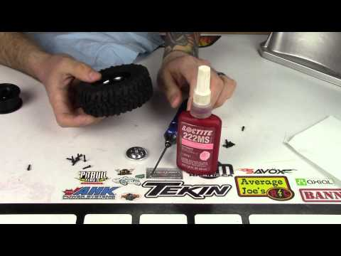 GCM Baja Detroit 1.9 Bead Lock Wheels – Product Review and Install