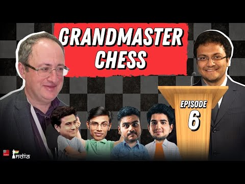Grandmaster Chess Ep 06: Gelfand's immortal against Mamedyarov   ft. Samay, Biswa, Vaibhav, Anirban