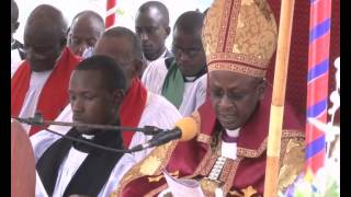 North Ankole Anglican Diocese gets new Bishop