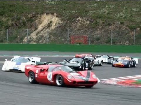 Famous CLASSIC ENDURANCE RACING at Spa Classic 2011 - CER Racing