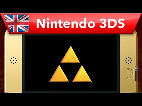 The Legend of Zelda: A Link Between Worlds - Trailer (Nintendo 3DS) Video