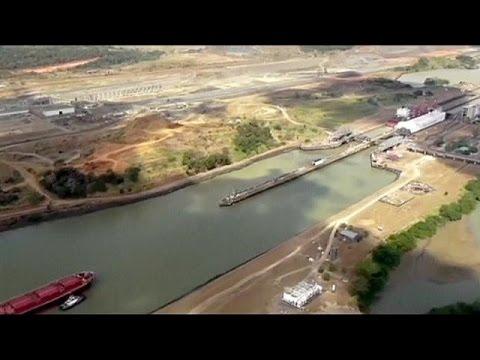 Παναμάς: στην τελική ευθεία η δεύτερη διώρυγα – economy