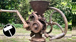 Video 1902 Grain Crusher Restoration MP3, 3GP, MP4, WEBM, AVI, FLV Juni 2019
