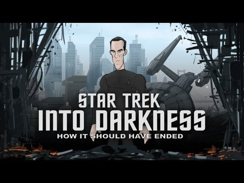 HISHEdotcom - After going Into Darkness, Kirk and his crew discover just how much Khan's