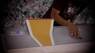 How To 540 Flip A Fingerboard