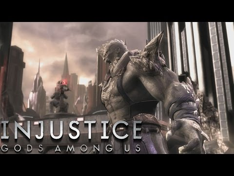 Injustice: Gods Among Us – Doomsday – Classic Battles On Very Hard (No Matches Lost)