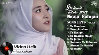Video NISSA SABYAN Full Album (Video Lirik) - Lagu Sholawat Terbaru 2018 MP3, 3GP, MP4, WEBM, AVI, FLV Agustus 2018