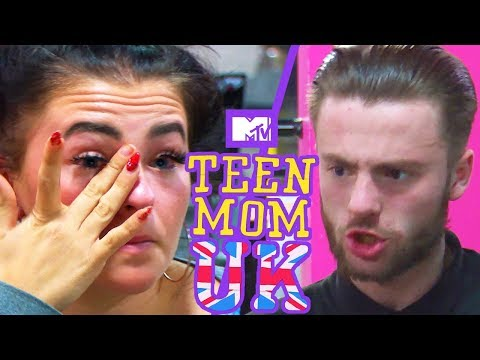 Megan Is Left Raging After Dylan Reveals Unexpected Ree-Ane News | Teen Mom UK 5