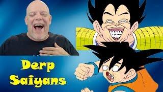 "Video REACTION TIME | ""Dragonzball P & PeePee"" - Ultimate Derp Saiyans! MP3, 3GP, MP4, WEBM, AVI, FLV Juli 2018"