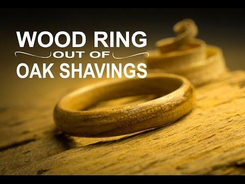 Lav en ring i træ
