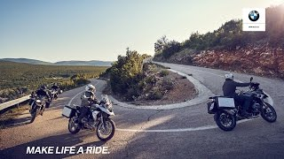 10. Touring with the 2017 BMW R 1200 GS