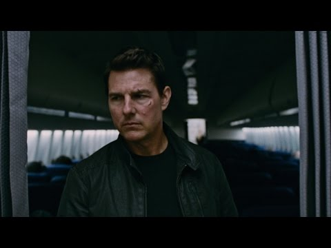 Jack Reacher: Never Go Back (Clip 'Plane Fight')