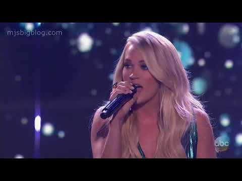 "American Idol Top 5 Join Carrie Underwood ""See You Again"""
