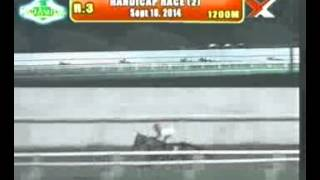 RACE 3 MY HERMES 09/18/2014