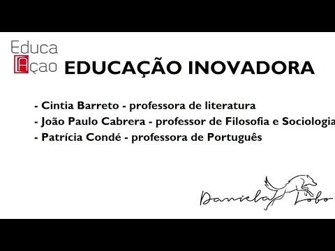 EDUCAÇÃO INOVADORA - PROGRAMA EDUCAÇÃO - TV ALERJ - 21-10-2019