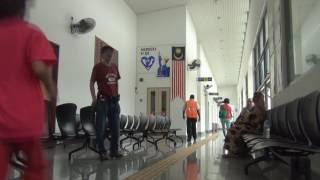 Tampin Malaysia  city photos gallery : Pulau Sebang (Tampin) train station