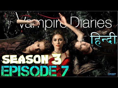 The Vampire Diaries Season 3 Episode 7 Explained Hindi  वैम्पायर डायरीज GHOST WORLD भूतोवाली दुनिया