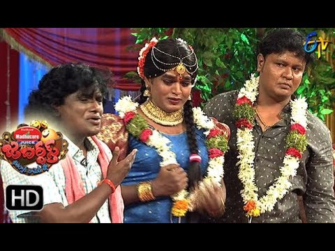 BulletBhaskarSunamiSudhakarPerformance | Jabardasth| 2nd November 2017