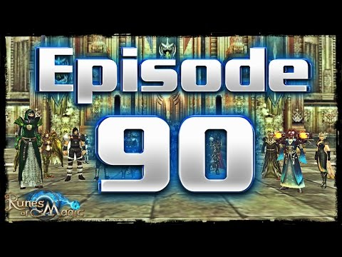 Lets play Runes of Magic – Live commentary episode 90