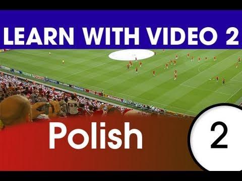 Entspannen am Abend auf Polnisch