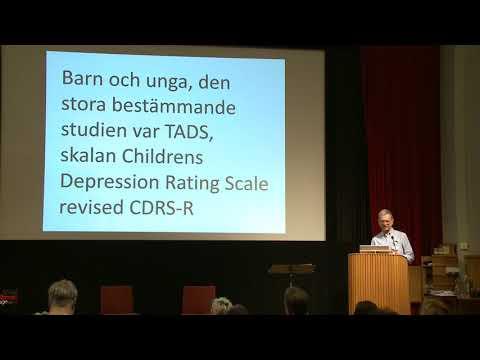 Göran Högberg: Depression, ångest och suicidalitet hos unga