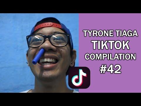 Tyrone Tiaga TikTok Compilation #42