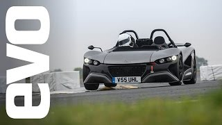 VUHL 05 onboard | evo Track Car of the Year by EVO Magazine