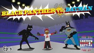 Video Black Panther vs Batman - Cartoon Beatbox Battles MP3, 3GP, MP4, WEBM, AVI, FLV Desember 2018