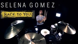 Video Selena Gomez - Back To You (Drum Remix) MP3, 3GP, MP4, WEBM, AVI, FLV Agustus 2018