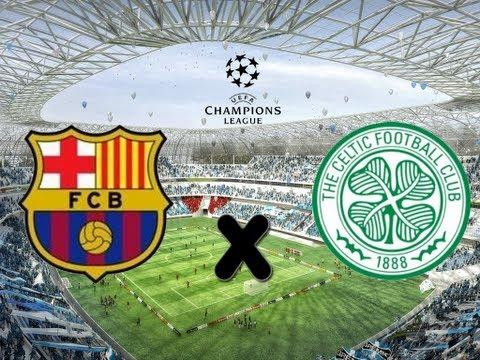 UEFA Champions League – Celtic X Barcelona