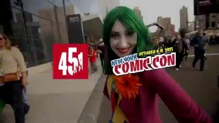 451 @ Comic Con (In Case You Missed It!)