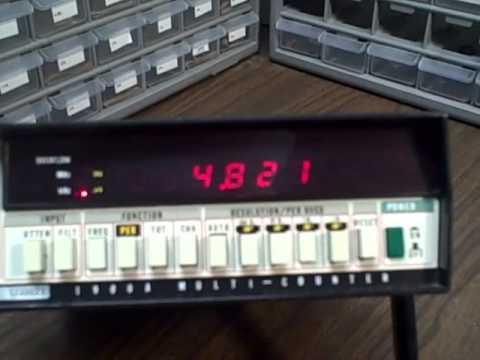 Fluke 1900A 80Mhz unit 3
