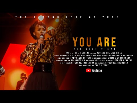 HLE - You Are (Official Live Video)
