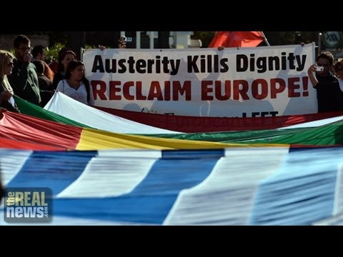 German Backed Austerity Regime Inequality Across EU and At Home