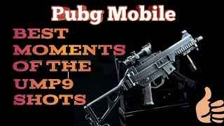 Pubg Mobile/The best part of Game with UMP9