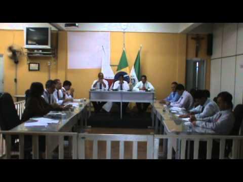 03ª Reunião Ordinária da Câmara Municipal – Exercício de 2014