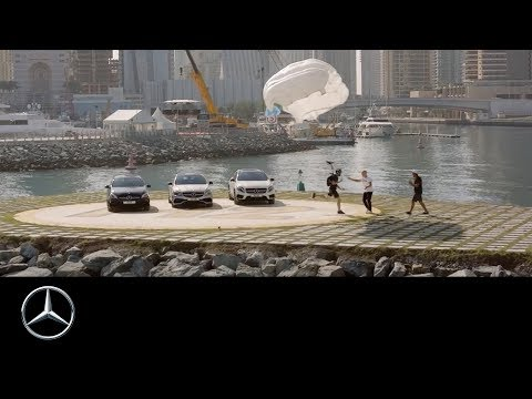 Defy your limits with Mercedes-Benz Middle East and XDubai
