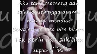 Video Kesakitanku (Lyric) cover by Ayu Ting Ting MP3, 3GP, MP4, WEBM, AVI, FLV November 2018