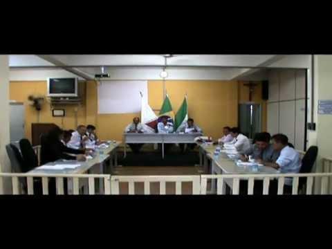 17ª Reunião Ordinária da Câmara Municipal – Exercício de 2014