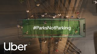 ICC Cricket World Cup 2019 - Parks Not Parking | Uber