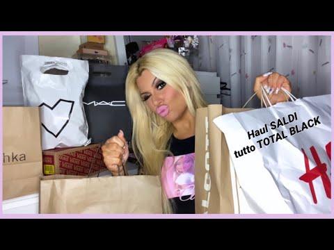 Mega Haul SALDI Total Black видео