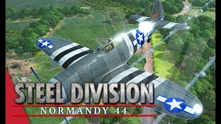 Enjoyed the video? Here's some more! ► https://goo.gl/vHwUWjSteel Division: Normandy 44 Playlist! ► https://goo.gl/uuBRTmYou can now support the channel on Patreon! ► https://www.patreon.com/vulcanhdgaming-----------------------------------------------------------Recon Planes Aren't Useless! Steel Division: Normandy 44 Gameplay (Odon, 4v4)-----------------------------------------------------------Hey guys,Trying out a new strategy, using the recon plane with the 101st.Deck Used: 101st AirborneDeck Code: JRyuY6zRrPGsIa5BvWGugqzirJGuIa3CrUGsQ62iruGr0axirFGvAb2RrAGvQqvxvvGr4a8RrHGssQ==Contact Me!Twitch: http://www.twitch.tv/vulcanhdgamingTwitter: https://twitter.com/vulcanhdgamingFacebook: https://www.facebook.com/vulcanhdgamingSteam: http://steamcommunity.com/groups/vulcanhdgamingPatreon: https://www.patreon.com/vulcanhdgamingPlayer.me: https://player.me/vulcanhdgamingMusic used: End Game by Per Kiilstoftehttps://machinimasound.com/music/end-gameLicensed under Creative Commons Attribution 4.0 International(http://creativecommons.org/licenses/by/4.0/)