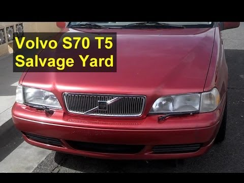 Volvo S70 T5 restoration, junk yard run – Auto Repair Series