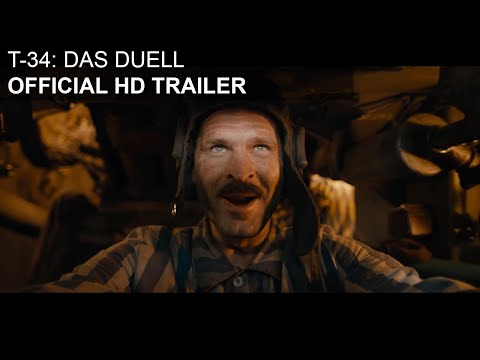 T-34: Das Duell - HD Trailer